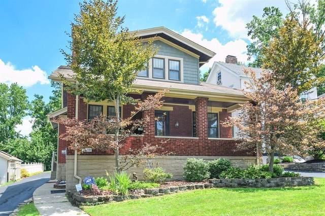 3630 Shaw Avenue, Cincinnati, OH 45208 (#1715185) :: Century 21 Thacker & Associates, Inc.