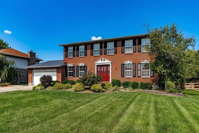 8312 Fox Knoll Drive, West Chester, OH 45069 (MLS #1715296) :: Bella Realty Group