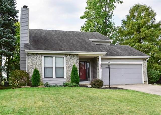5289 Leatherwood Drive, West Chester, OH 45069 (#1715412) :: The Chabris Group