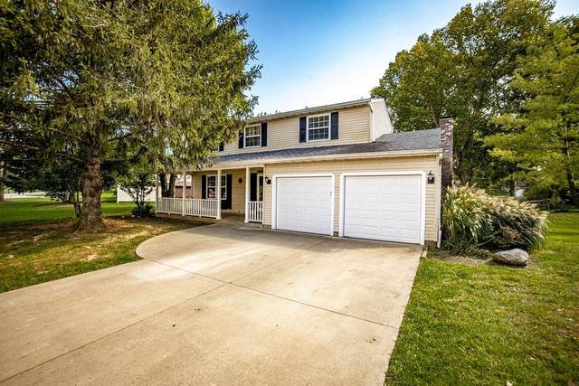 4013 Hanover Drive, Mason, OH 45040 (#1718371) :: Century 21 Thacker & Associates, Inc.