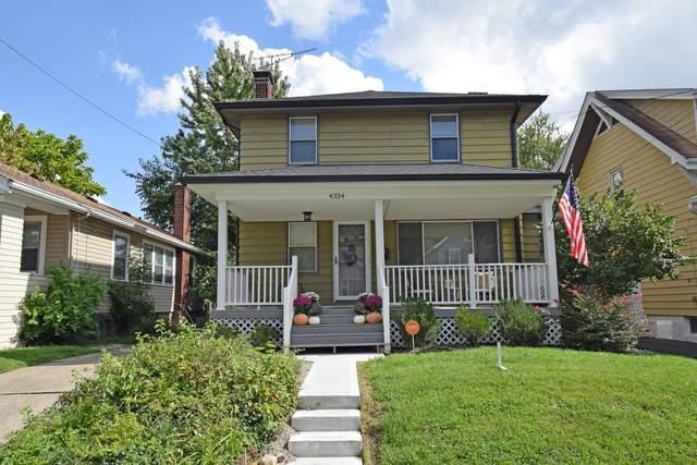 4334 Eileen Drive, Cincinnati, OH 45209 (#1718379) :: Century 21 Thacker & Associates, Inc.