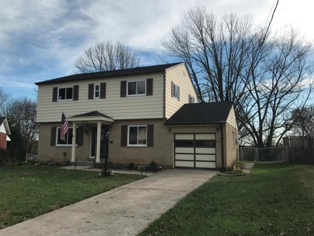 2445 Grosvenor Drive, Colerain Twp, OH 45231 (#1560435) :: The Dwell Well Group
