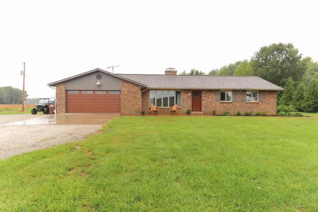 13311 N County Line Road, Sunman, IN 47041 (#1596896) :: Bill Gabbard Group
