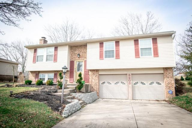 3203 Algus Lane, Green Twp, OH 45248 (#1611294) :: Chase & Pamela of Coldwell Banker West Shell
