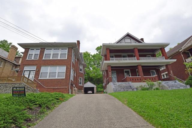 842-848 E Mitchell Avenue, Cincinnati, OH 45229 (#1622174) :: The Chabris Group