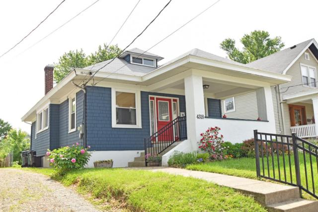 4318 Twenty Eighth Street, Cincinnati, OH 45209 (#1623118) :: Chase & Pamela of Coldwell Banker West Shell