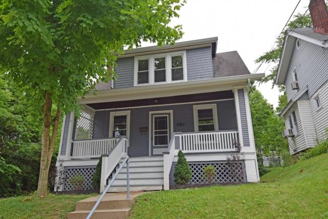 3987 Ballard Avenue, Cincinnati, OH 45209 (#1625337) :: Chase & Pamela of Coldwell Banker West Shell