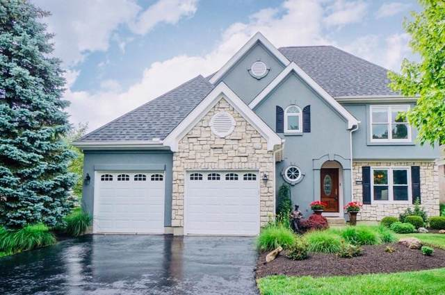7160 Eagles Wing Drive, West Chester, OH 45069 (#1627939) :: Chase & Pamela of Coldwell Banker West Shell