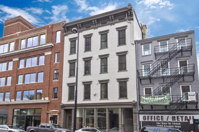 813 Broadway Street #201, Cincinnati, OH 45202 (#1633046) :: Chase & Pamela of Coldwell Banker West Shell