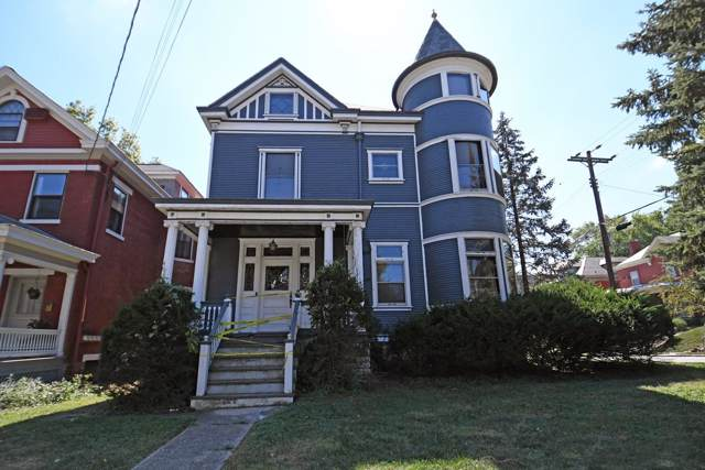361 Thrall Street, Cincinnati, OH 45220 (#1638045) :: Chase & Pamela of Coldwell Banker West Shell