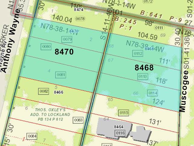 8468 Muscogee Street, Cincinnati, OH 45216 (#1638369) :: Chase & Pamela of Coldwell Banker West Shell