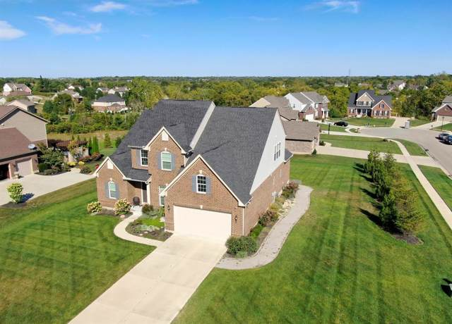 6818 Sugarberry Knoll, Liberty Twp, OH 45011 (#1638652) :: Chase & Pamela of Coldwell Banker West Shell