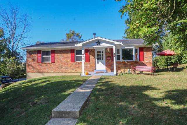 475 Gregory Drive, Batavia, OH 45103 (#1641196) :: Chase & Pamela of Coldwell Banker West Shell