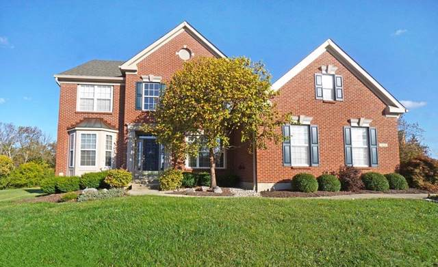 7628 Standers Knoll, West Chester, OH 45069 (#1641221) :: Drew & Ingrid | Coldwell Banker West Shell