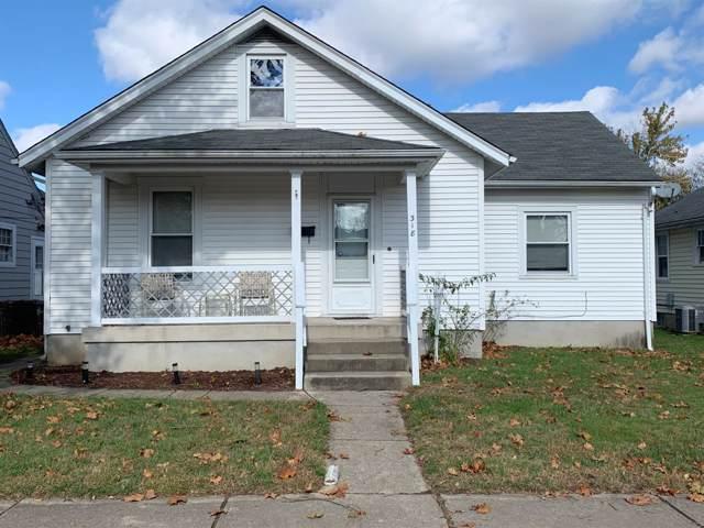 318 Clinton Avenue, Hamilton, OH 45015 (#1643826) :: The Chabris Group
