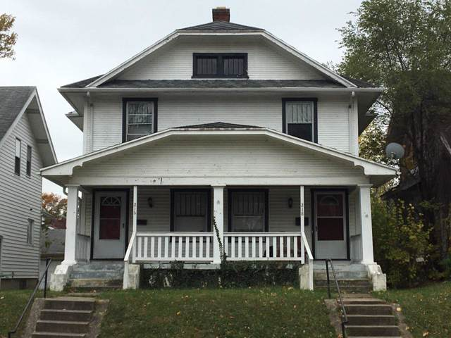 216-218 W Fairview Avenue, Dayton, OH 45405 (#1643979) :: The Chabris Group