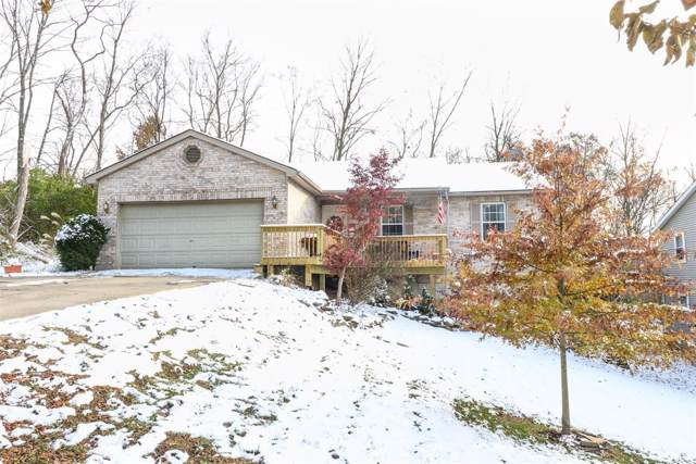 20584 Longview Drive, Hidden Valley, IN 47025 (#1644243) :: The Chabris Group
