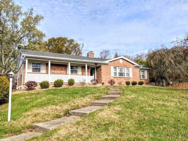 7376 N Pisgah Drive, West Chester, OH 45069 (#1644416) :: The Chabris Group