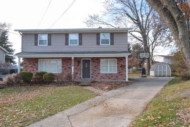 10681 Turfwood Court, Sharonville, OH 45241 (#1645334) :: The Chabris Group