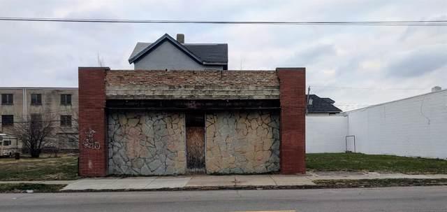 2319 E 3rd Street, Dayton, OH 45403 (#1646724) :: The Chabris Group
