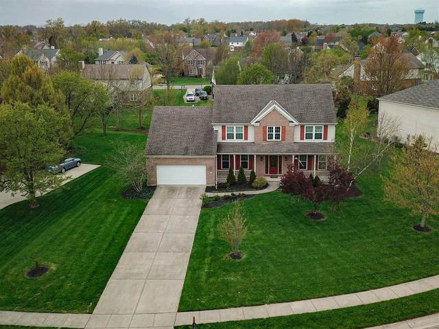5267 Wheatmore Court, Mason, OH 45040 (#1659391) :: The Chabris Group