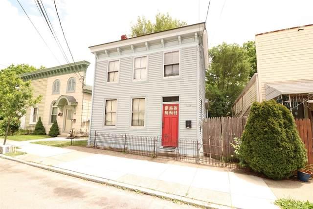 4134 Lakeman Street, Cincinnati, OH 45223 (#1664891) :: Century 21 Thacker & Associates, Inc.