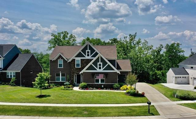 6920 Indian Bluffs Circle, Hamilton Twp, OH 45039 (#1667332) :: The Chabris Group