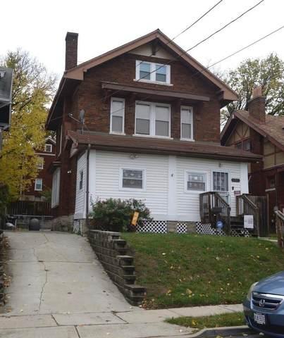 2119 Burnet Avenue, Cincinnati, OH 45219 (#1668218) :: Century 21 Thacker & Associates, Inc.