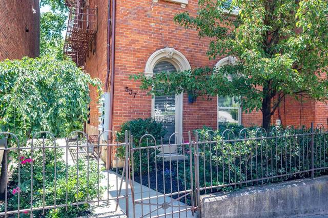 537 Liberty Hill Street #2, Cincinnati, OH 45202 (#1668622) :: Century 21 Thacker & Associates, Inc.