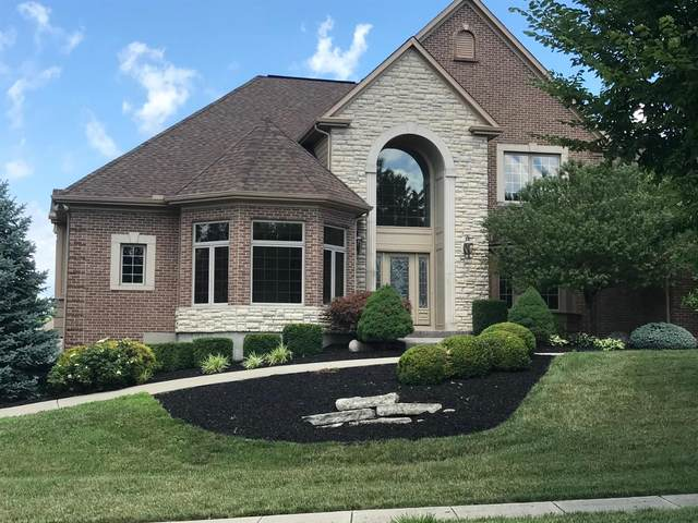 7760 Ingrams Ridge Drive, Anderson Twp, OH 45244 (#1669609) :: The Chabris Group