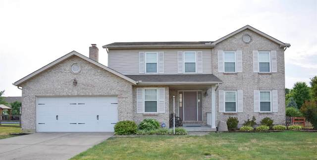 6047 Indian Trace Drive, Fairfield Twp, OH 45011 (#1669616) :: The Chabris Group