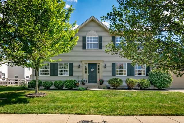 5879 Meadowview Drive, Deerfield Twp., OH 45040 (#1669937) :: Century 21 Thacker & Associates, Inc.