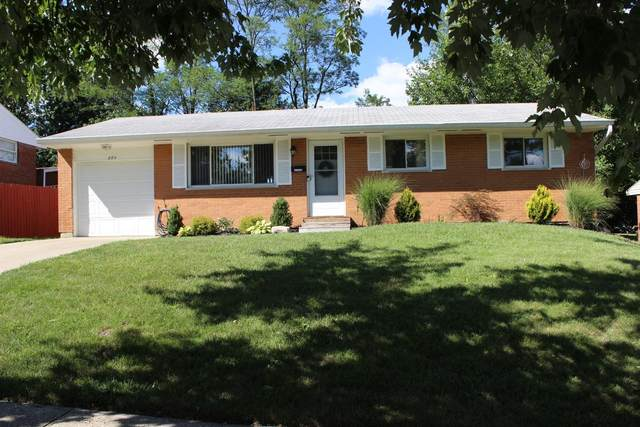 884 Gretna Lane, Forest Park, OH 45240 (#1670304) :: Century 21 Thacker & Associates, Inc.