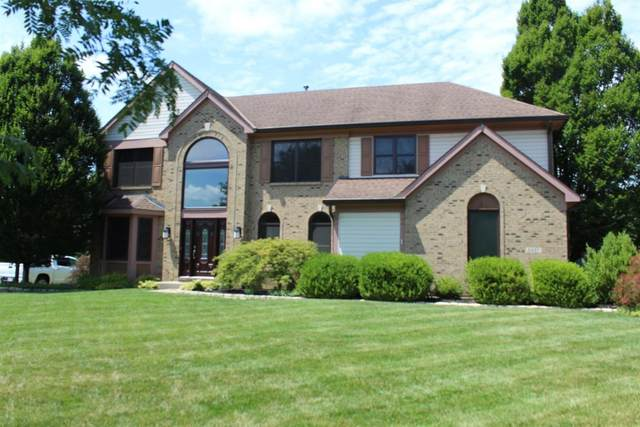 5297 Wheatmore Court, Mason, OH 45040 (#1670523) :: The Chabris Group