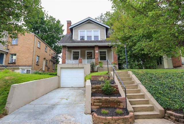 3421 N Club Crest Drive, Cincinnati, OH 45209 (#1670617) :: Century 21 Thacker & Associates, Inc.