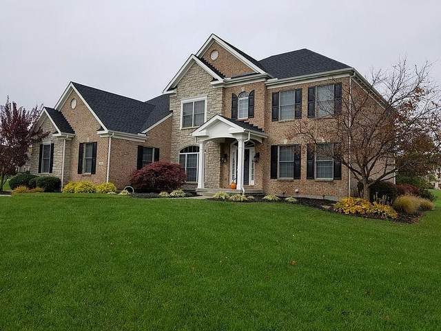 4694 Homestretch Lane, Deerfield Twp., OH 45040 (#1670637) :: The Chabris Group