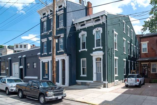 1626 Walnut Street, Cincinnati, OH 45202 (MLS #1671291) :: Apex Group