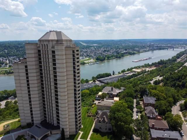 1201 Edgecliff Place #1192, Cincinnati, OH 45206 (#1671427) :: Century 21 Thacker & Associates, Inc.