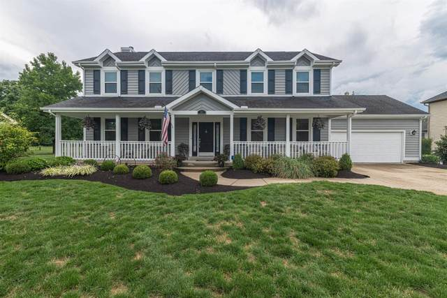 91 Patton Drive, Clearcreek Twp., OH 45066 (MLS #1673887) :: Apex Group