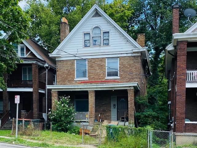 3206 Gilbert Avenue, Cincinnati, OH 45207 (#1674301) :: The Chabris Group