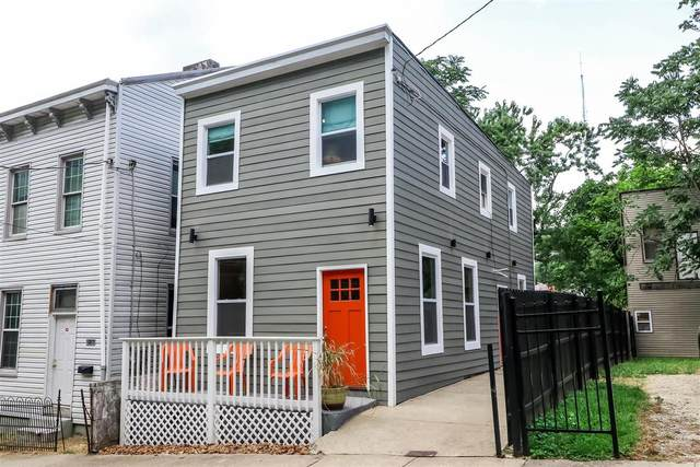 2141 Rice Street, Cincinnati, OH 45202 (#1674888) :: The Chabris Group