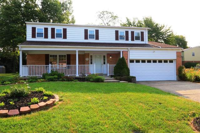 9524 Linfield Drive, Blue Ash, OH 45242 (MLS #1675323) :: Apex Group