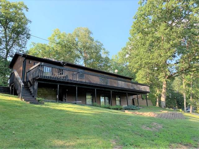 7004 Lookout Road, Brookville, IN 47012 (#1675337) :: The Chabris Group