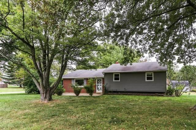 558 Shawnee Lane, Mason, OH 45040 (#1675380) :: Century 21 Thacker & Associates, Inc.