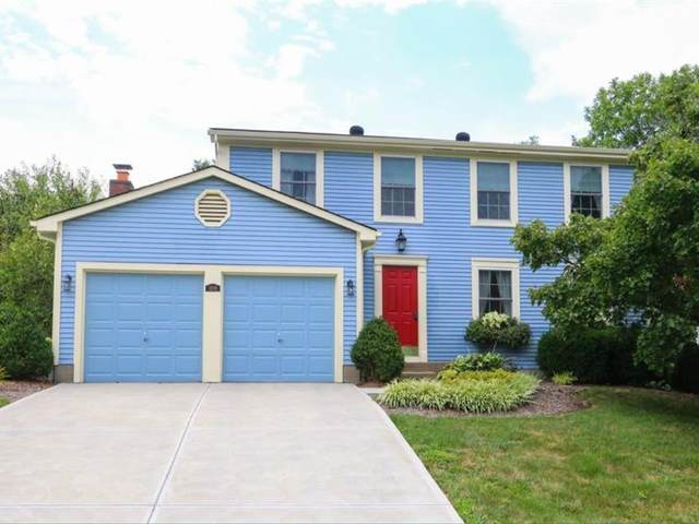 12139 Greencastle Drive, Springdale, OH 45246 (#1676248) :: The Chabris Group