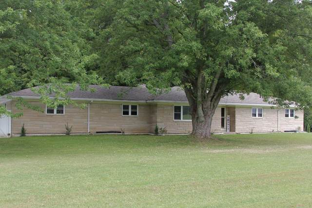 8153 Whitcomb Road, Brookville, IN 47012 (MLS #1676445) :: Apex Group