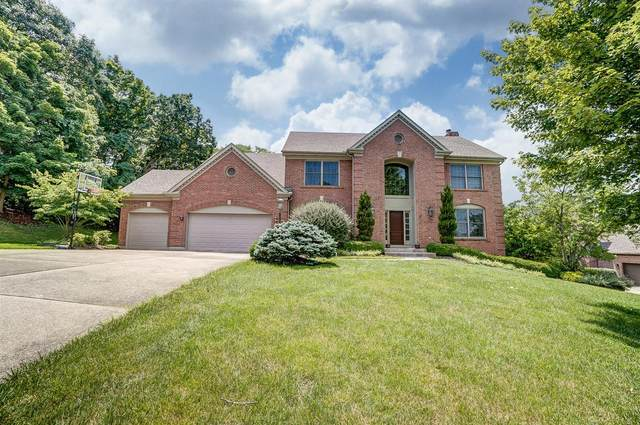 8075 Wycliffe Drive, Anderson Twp, OH 45244 (#1677330) :: The Chabris Group