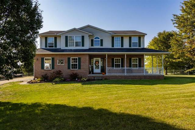 5441 Oxford Middletown Road, Madison Twp, OH 45042 (MLS #1678581) :: Apex Group