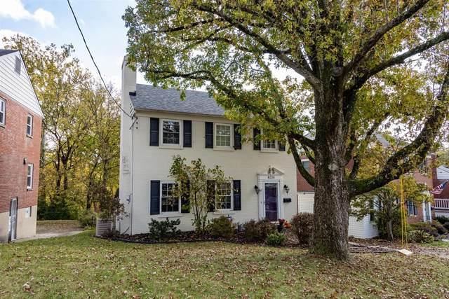 4136 Paxton Woods Drive, Cincinnati, OH 45209 (MLS #1680443) :: Apex Group
