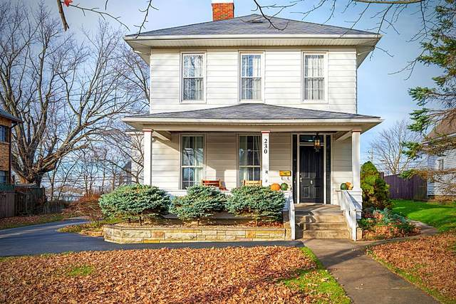 230 W Walnute Street, Hillsboro, OH 45133 (#1683661) :: The Chabris Group